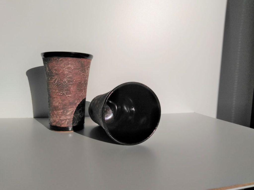 やす波窯陶器のうつわ